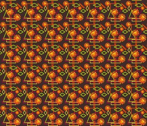 Rsummer_sun_fabric_brown_3x3_shop_preview