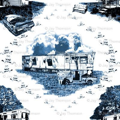 Trailer Trash Toile (2014)