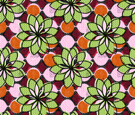 oregano-African fabric by ottomanbrim on Spoonflower - custom fabric