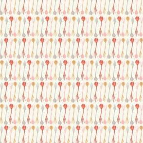 Retro garlic soup