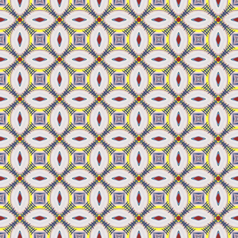 Watercolor Traffic Jam - 016 fabric by honeyinthewild on Spoonflower - custom fabric