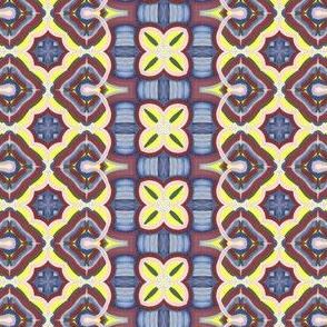 Watercolor Traffic Jam - 023