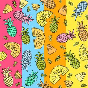 Pineapple Mix - Tropical Rainbow