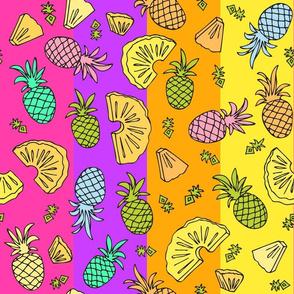 Pineapple Mix - Tropical Rainbow #3