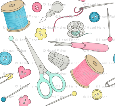 Sewing Notions 1 - mixed notions