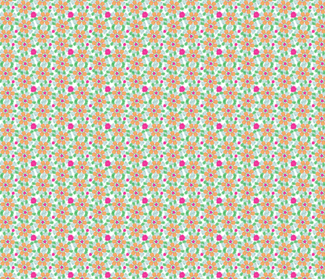 pineapple party fabric by mfhereford on Spoonflower - custom fabric