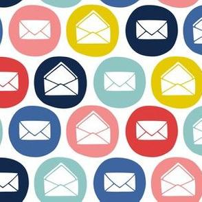 Dot Envelopes