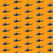 Orange Huey Glory