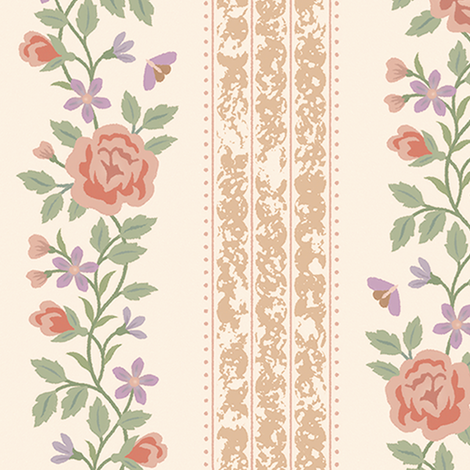 Mother's Wallpaper 1d fabric by muhlenkott on Spoonflower - custom fabric