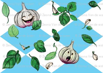 Garlicious