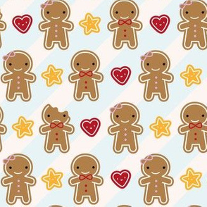 Cookie Cute Gingerbread Men
