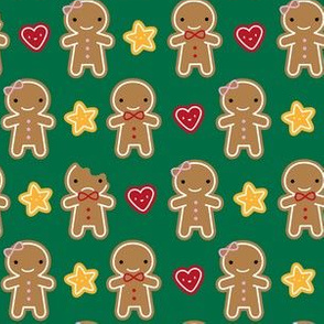 Cookie Cute  (Green)