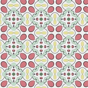 Color Bloom - Collection 3 - Pattern 6