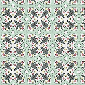 Color Bloom - Collection 3 - Pattern 8