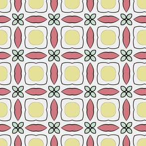 Color Bloom - Collection 3 - Pattern 22