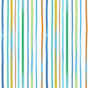 fun circus stripes