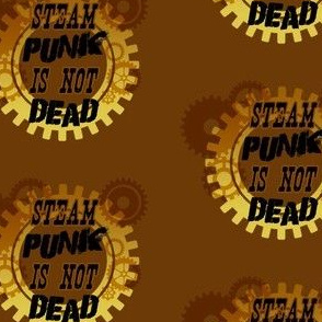 SteamPUNK is not Dead