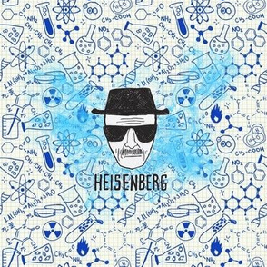 Heisenberg, Mr Walter White Chemistry Teacher