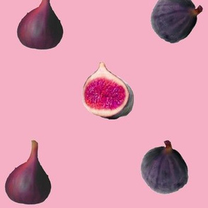 basic pink fig light