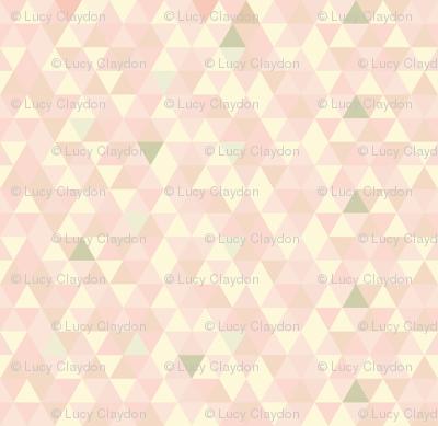 Geometric - Skin Tones