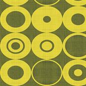 yellow orbs