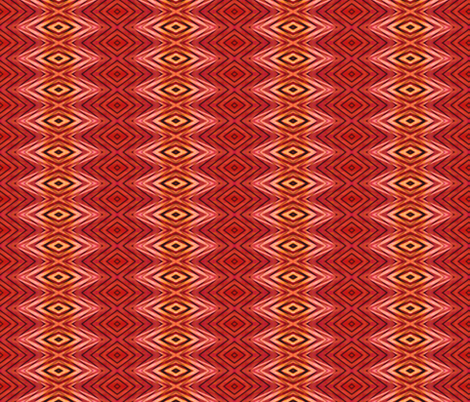 New shadows red fabric by miamaria on Spoonflower - custom fabric
