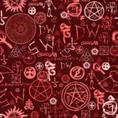 Supernatural Symbol Three
