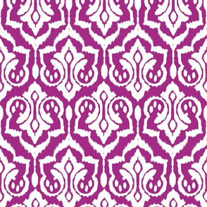 Romantic Ikat