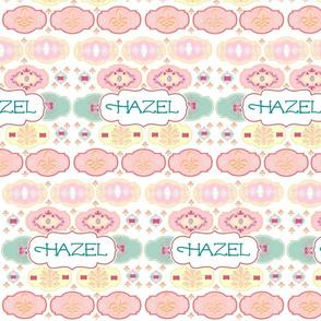 Bali Gardens - Personalized Hazel