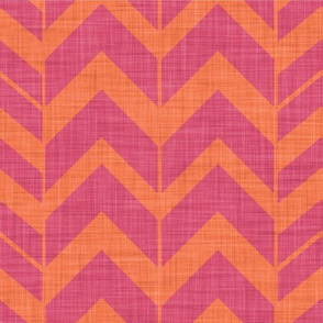Rough Chevron-Berry Citrus