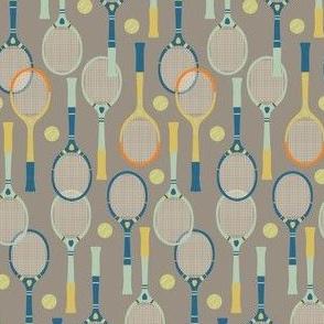 Vintage Belle Isle Tennis Small