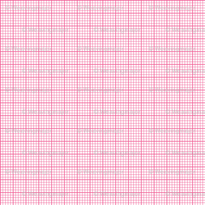 blank medical chart in pink