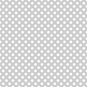 white polkagray