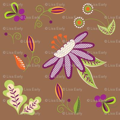 Alison's Dream Fantasy Flower