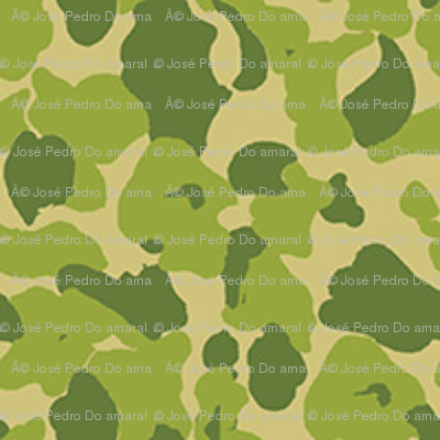 USA parachute camouflage (new colors)