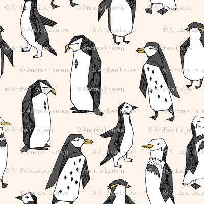 penguins // off-white champagne penguins penguin bird antarctic white soft ice winter