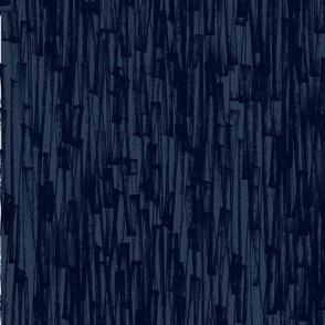 felt-tipped - blue