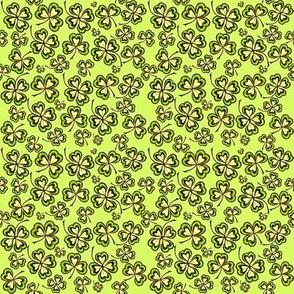 Shamrock Serenade Spring Green