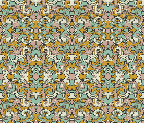 Total Distortion fabric by whimzwhirled on Spoonflower - custom fabric