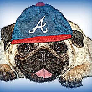 Baseball Pug