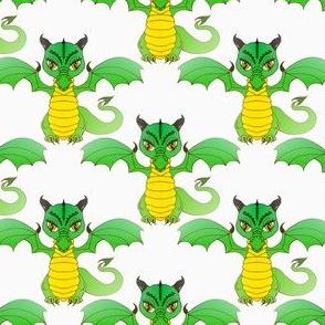 Baby Dragon White