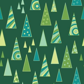 Christmas Triangles