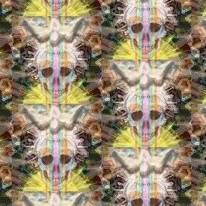 Saturnalia Skull and Dove