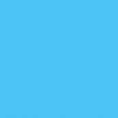 blue polka dot blender for herb collection