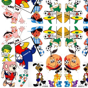 World Cup Mascots