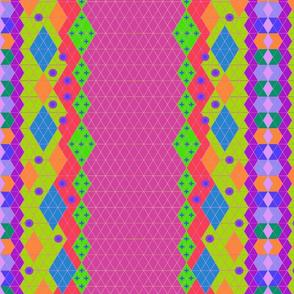 Quetzalcoatl Cosmic Stripe Bright