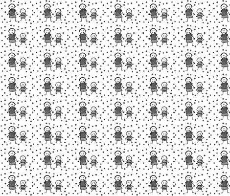 brothersbw fabric by courtlyons on Spoonflower - custom fabric
