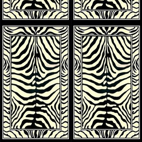 zebra_tufted_rug_print_carpet