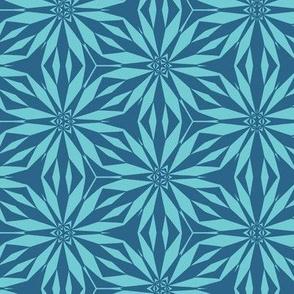 flor turquoise Bcn B