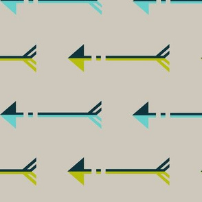 Westward Arrows